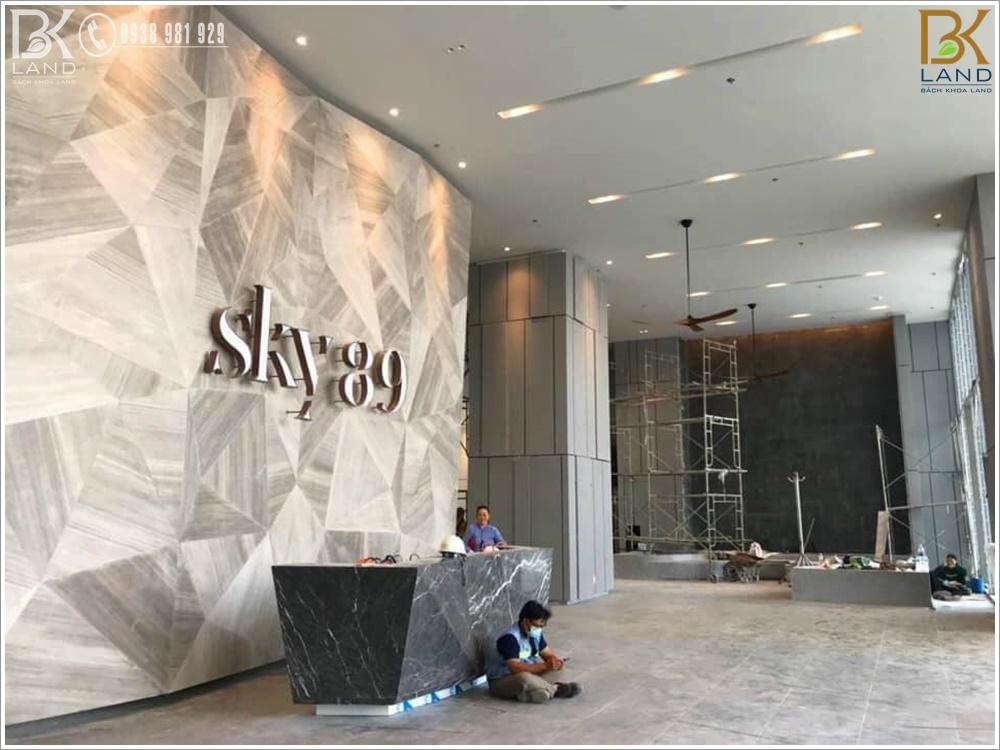 Cập nhật tiến độ dự án Sky89 Quận 7 ngày 19/06/2021 2