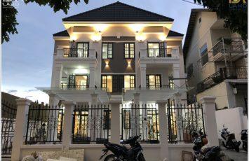 Bán gấp căn biệt thự 320/9 Nguyễn Văn Linh Quận 7 5