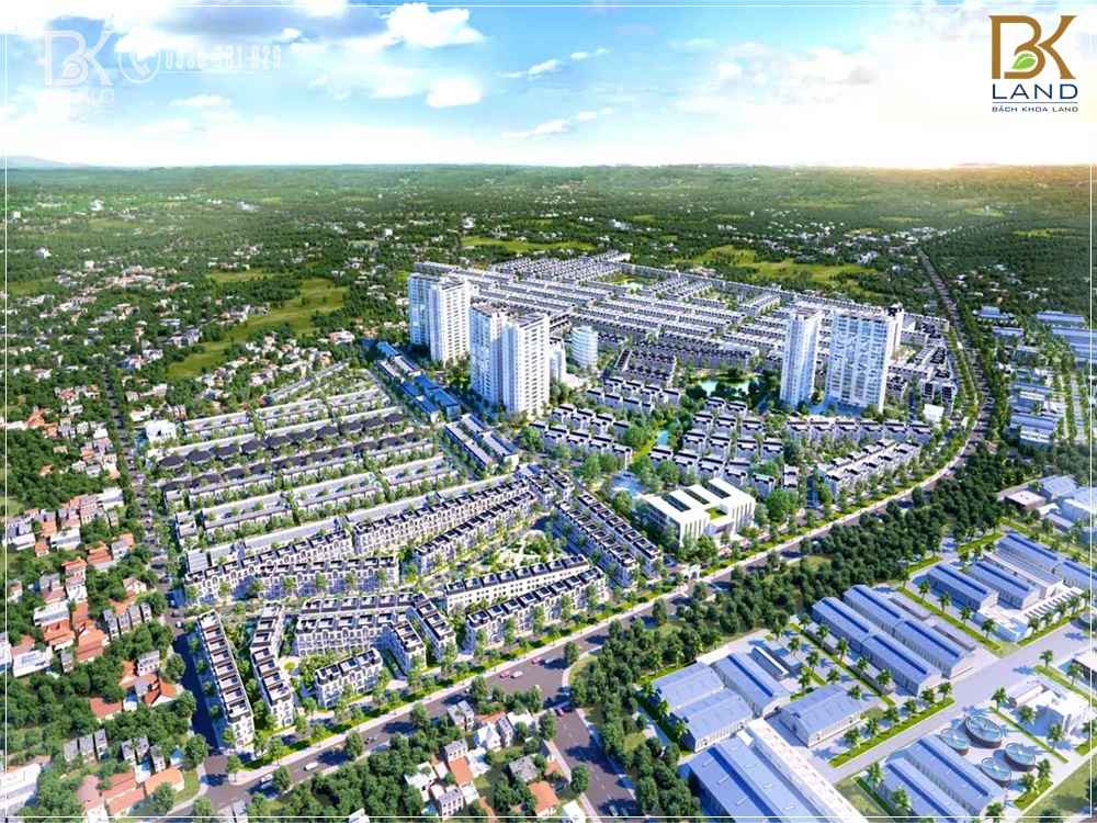 Dự án bất động sản Bình Dương 19
