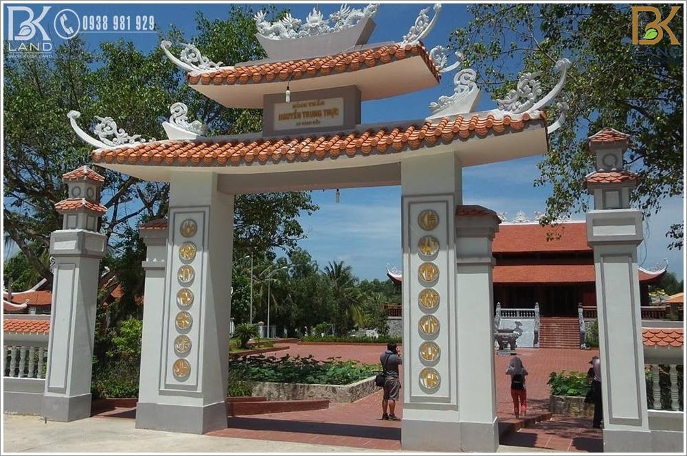 Đền thờ Nguyễn Trung Trực Phú Quốc 2