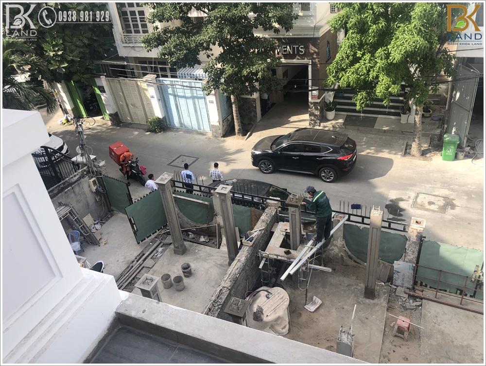 Bán gấp căn biệt thự 320/9 Nguyễn Văn Linh Quận 7 1
