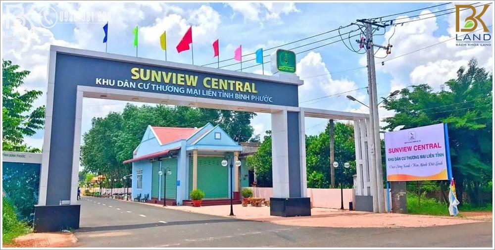 Dự án Sunview Central Bình Phước 2