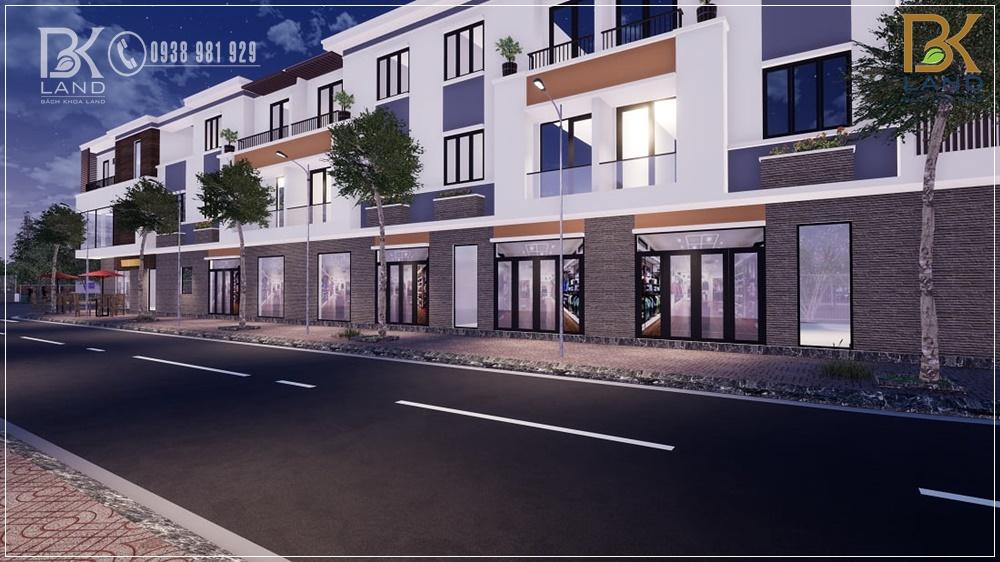 Dự án bất động sản Bình Dương 21