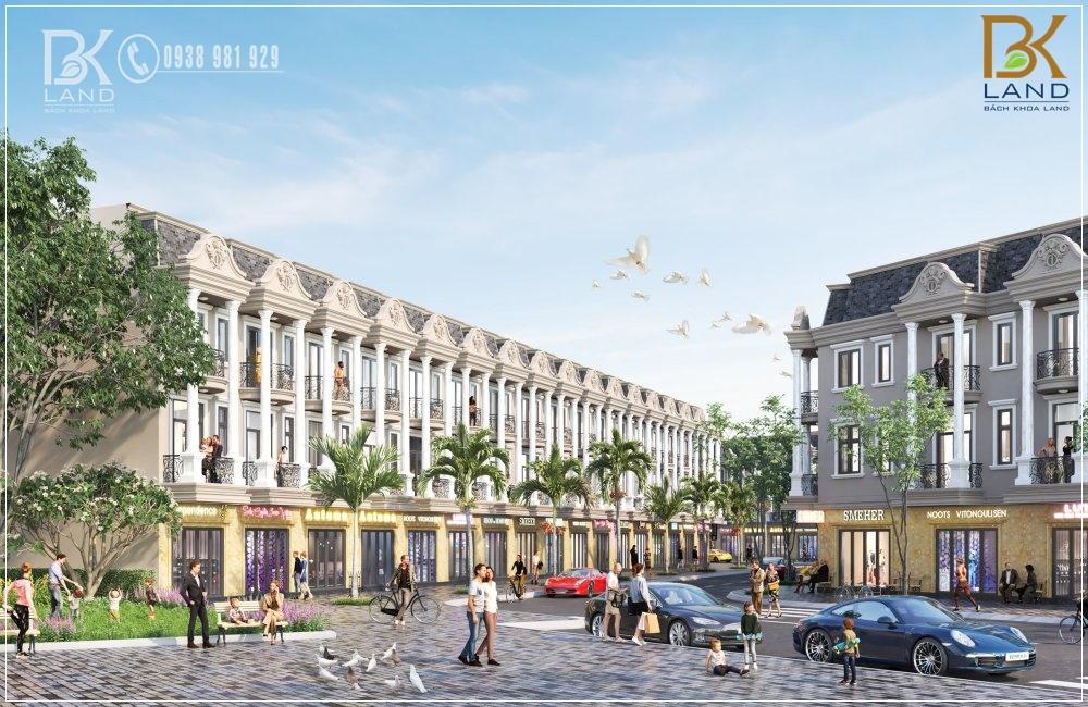 Dự án bất động sản Bình Dương 18