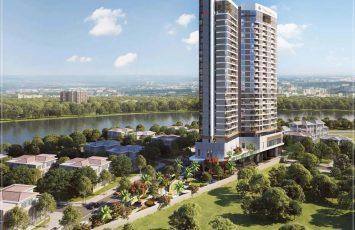 Dự án Căn hộ Thảo Điền Green Towers Quận 2 8