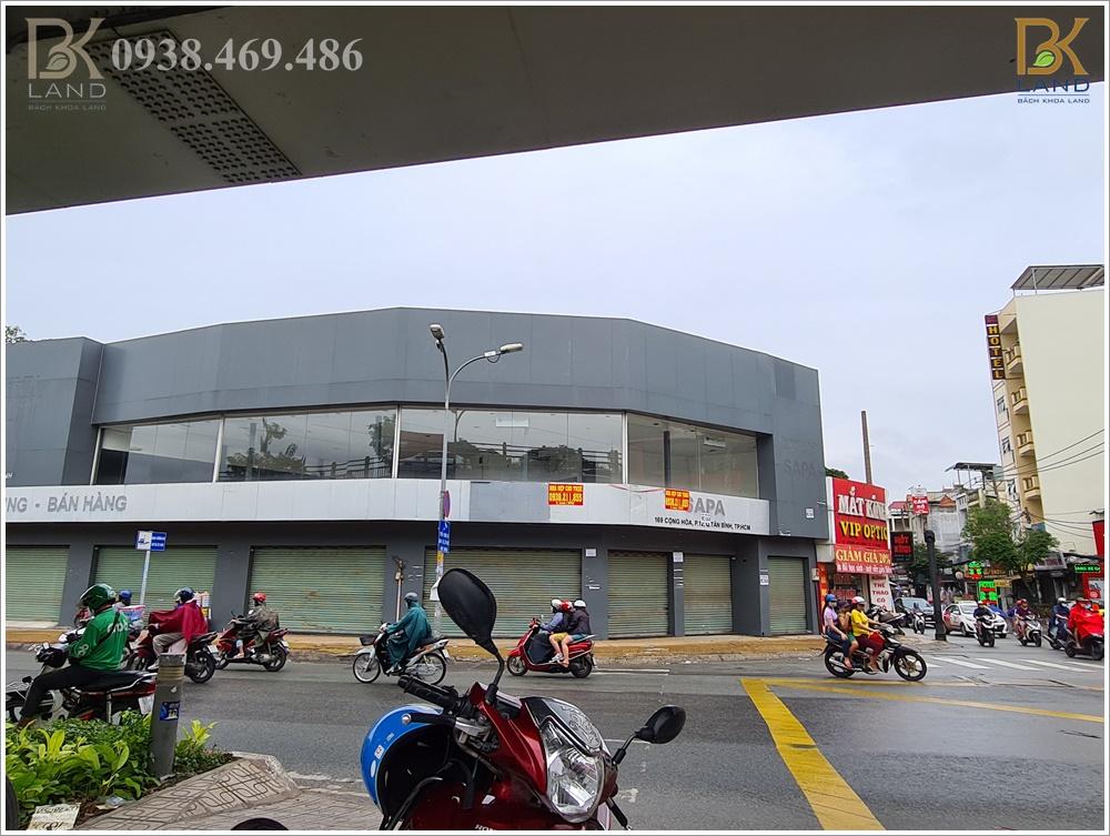 Cho thuê mặt bằng Quận Tân Bình 1