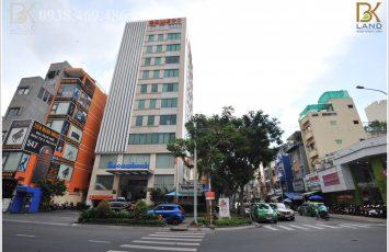 Cho thuê tòa nhà 2MT 549 Điện Biên Phủ Quận 3, Hồ Chí Minh 6