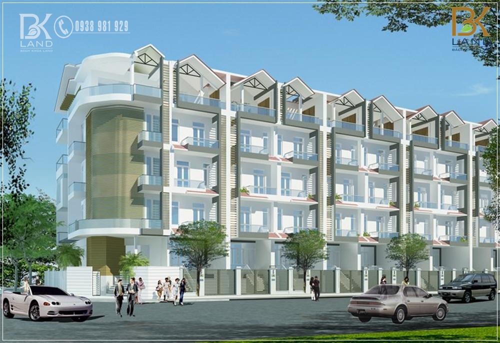 Dự án bất động sản Hồ Chí Minh 7