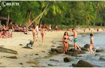 Bãi biển Ông Lang Phú Quốc 1