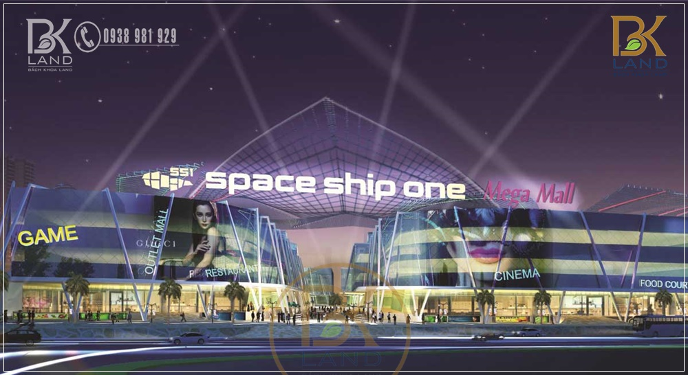Space-Ship-One