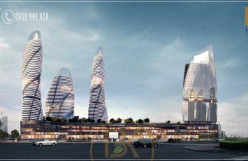 Dự án Căn hộ Suối Tiên Plaza Bình Thạnh 7
