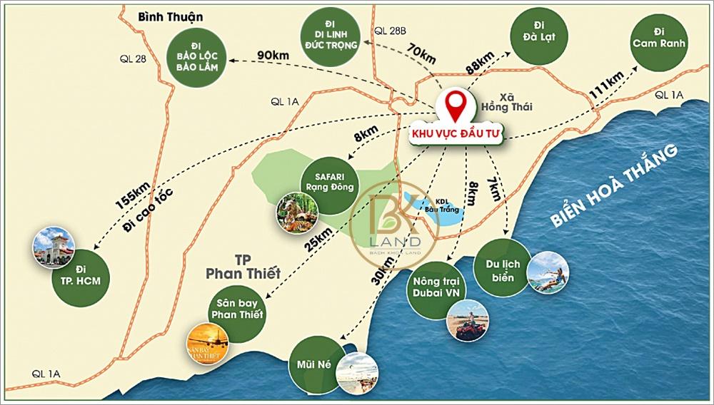 Danh sách sản phẩm bán đất sổ đỏ Bình Thuận đáng đầu tư 2021 11