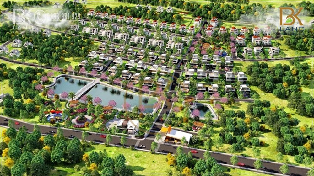 Dự án Bất động sản Lâm Đồng 10