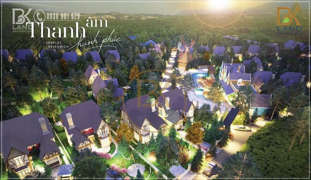 Dự án Bất động sản Lâm Đồng 20