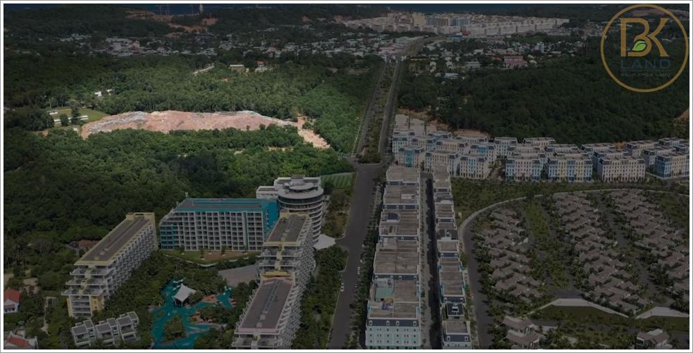 Cập nhật tiến độ dự án Wellness Second Home Phú Quốc ngày 17/08/2021 1