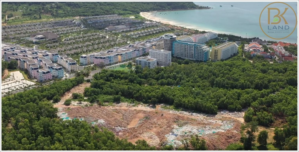 Cập nhật tiến độ dự án Wellness Second Home Phú Quốc ngày 17/08/2021 3