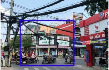 Cho thuê nhà 173 Lê Văn Thọ Phường 9 Quận Gò Vấp 3