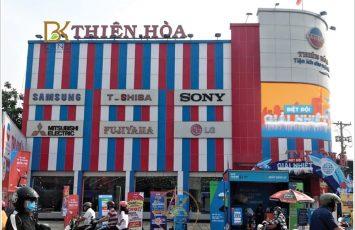 Cho thuê tầng trệt toà nhà 659 Âu Cơ Phường Tân Thạnh Quận Tân Phú 5