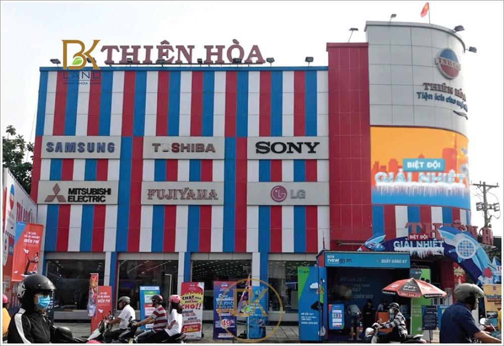 Cho thuê mặt bằng Quận Tân Phú 2