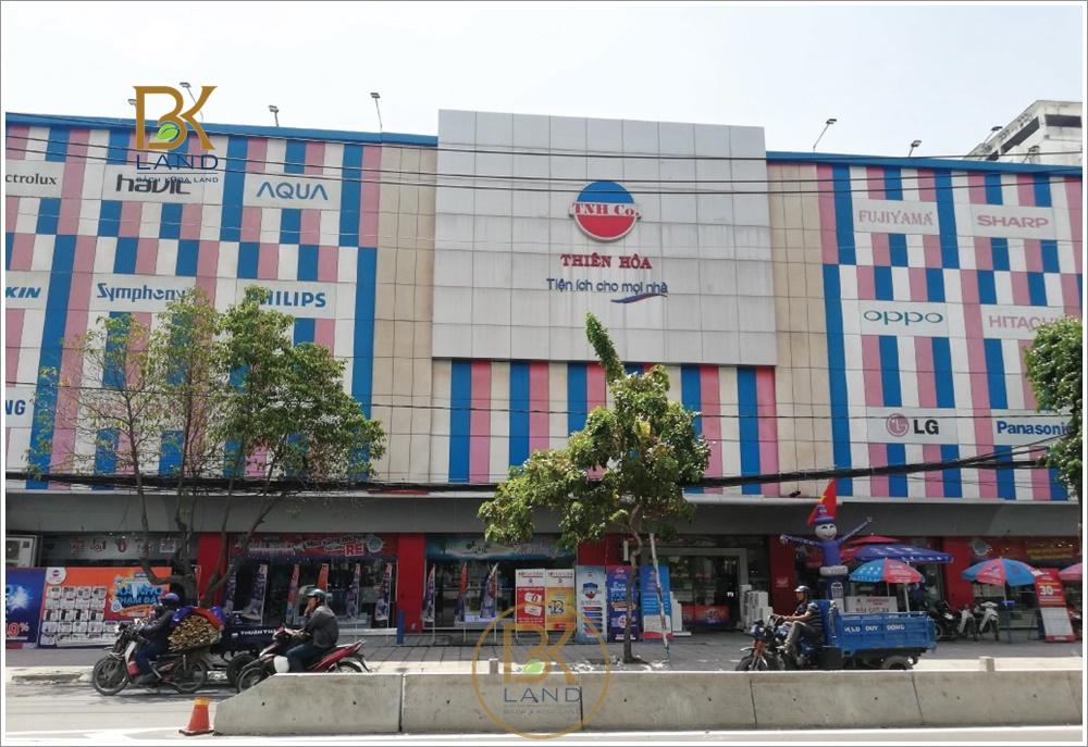 Cho thuê tầng trệt toà nhà 659 Âu Cơ Phường Tân Thạnh Quận Tân Phú 1