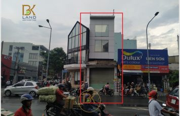 Cho thuê nhà 789 Lũy Bán Bích Phường Tân Thành Quận Tân Phú 14