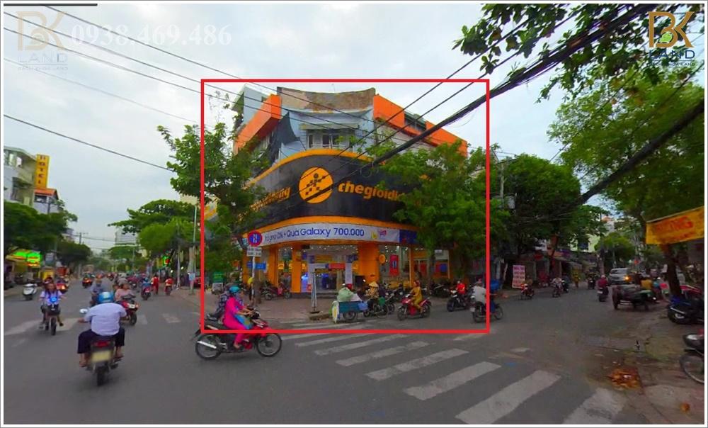 Cho thuê mặt bằng Quận Tân Phú 4