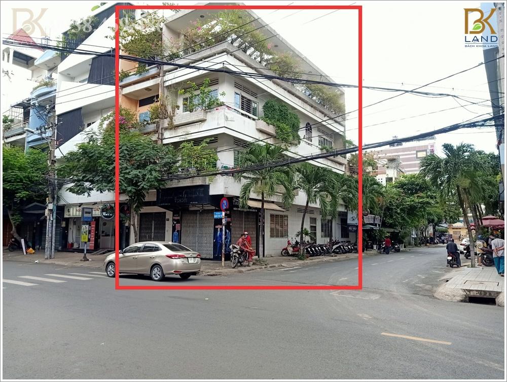 Cho thuê mặt bằng Quận Tân Bình 5