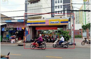 Cho thuê góc 2MT 865 Âu Cơ Tân Bình, Tp Hồ Chí Minh 1