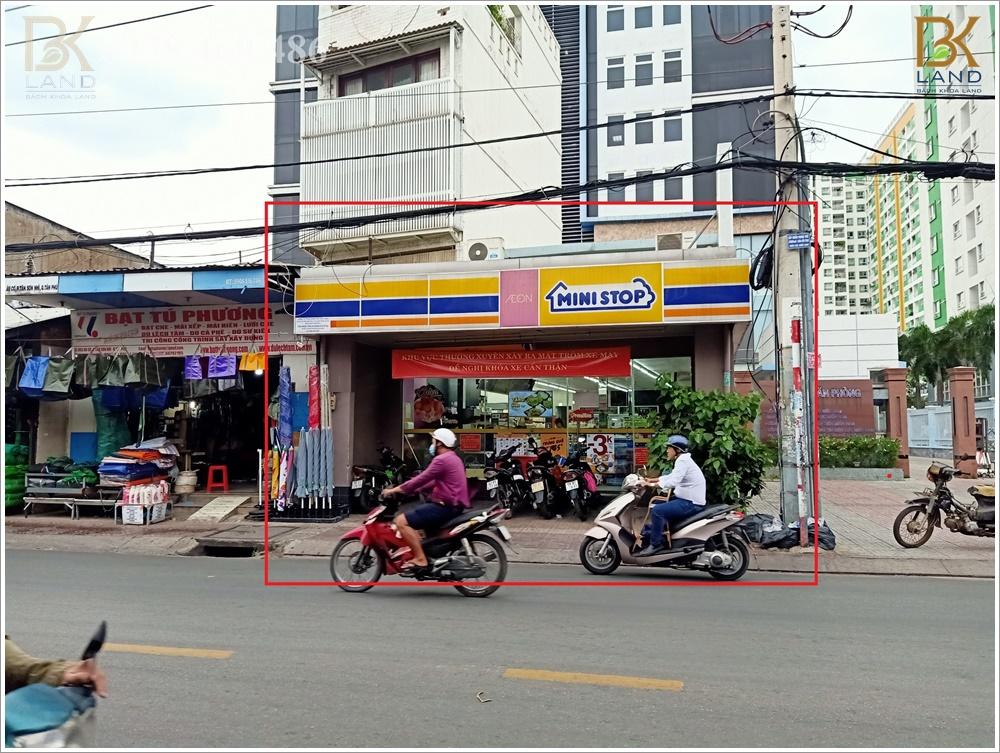 Cho thuê mặt bằng Quận Tân Bình 6