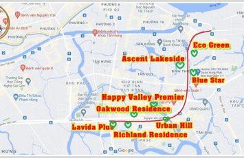 Danh sách căn hộ chung cư Nguyễn Văn Linh Quận 7 95