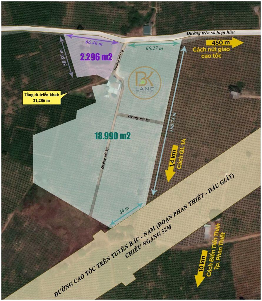 Danh sách sản phẩm bán đất sổ đỏ Bình Thuận đáng đầu tư 2021 2