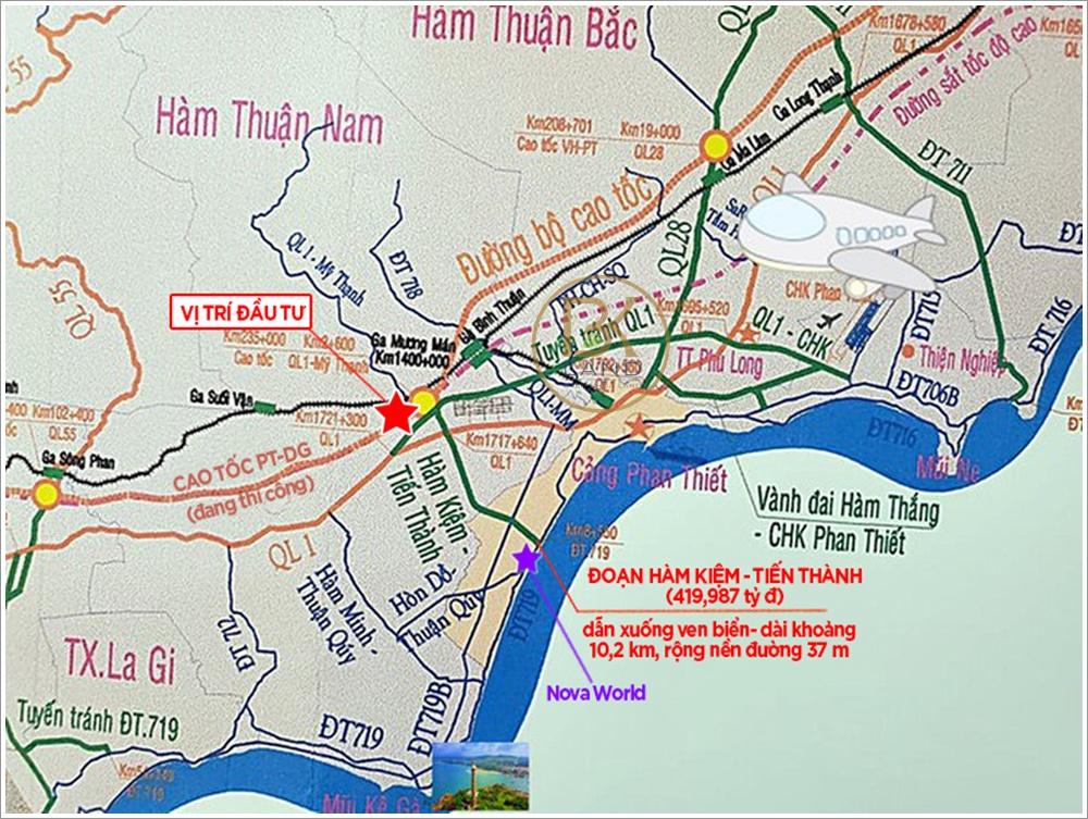 Danh sách sản phẩm bán đất sổ đỏ Bình Thuận đáng đầu tư 2021 5