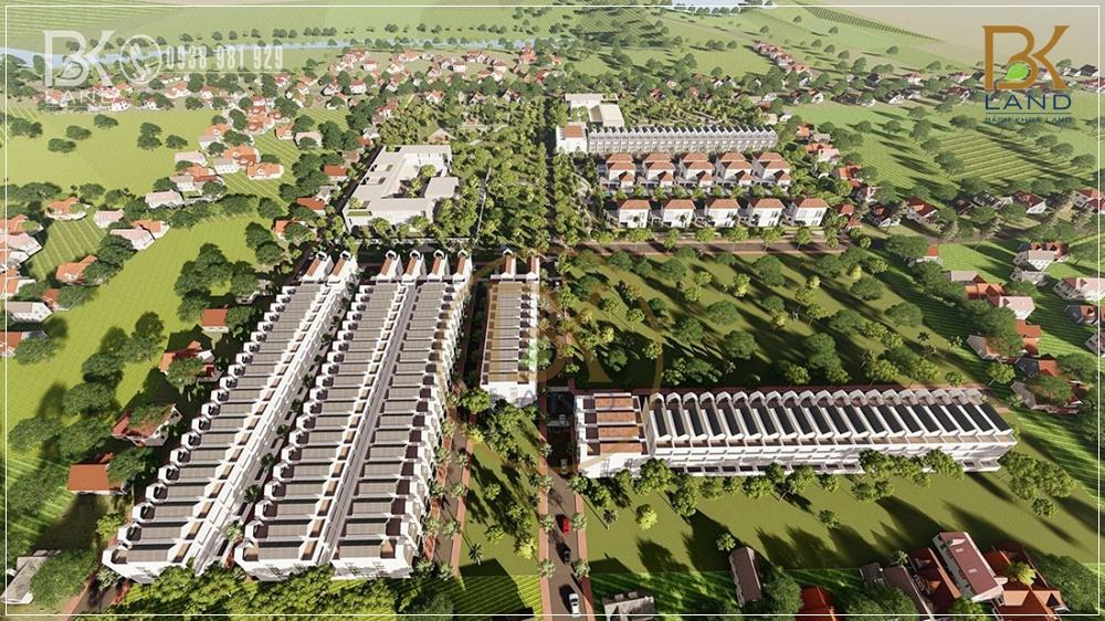 Dự án Bất động sản Lâm Đồng 15