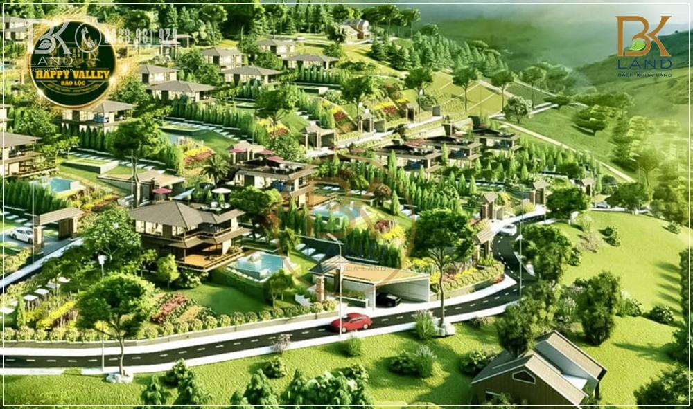 Dự án Bất động sản Lâm Đồng 8