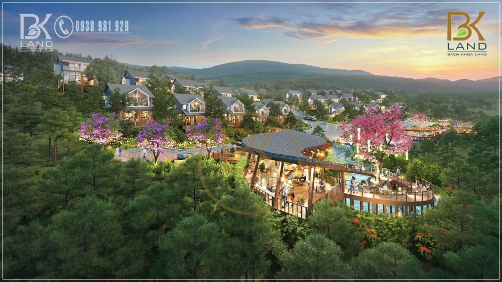 Dự án Bất động sản Lâm Đồng 2