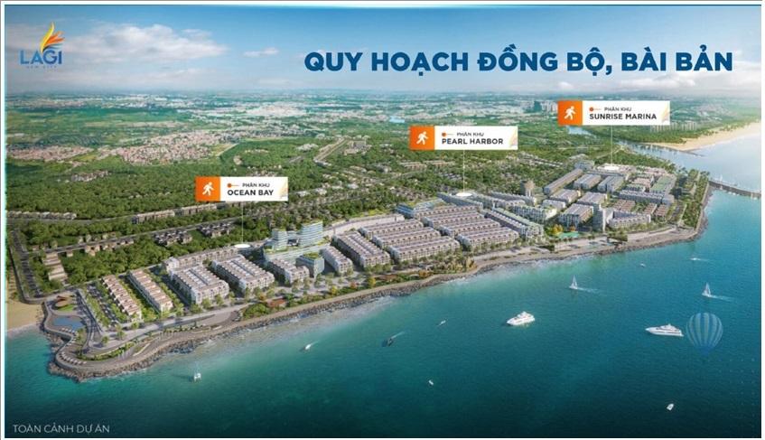 Chính sách ưu đãi dự án Lagi New City Tháng 09/2021 2