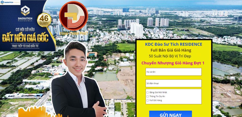 Dịch vụ thiết kế Landing Page theo yêu cầu giá 1 triệu 7