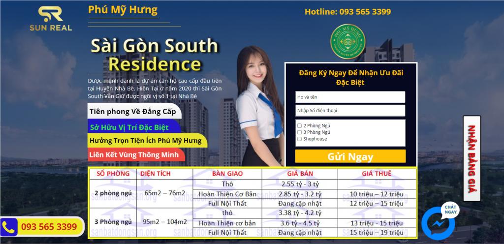 Dịch vụ thiết kế Landing Page theo yêu cầu giá 1 triệu 9