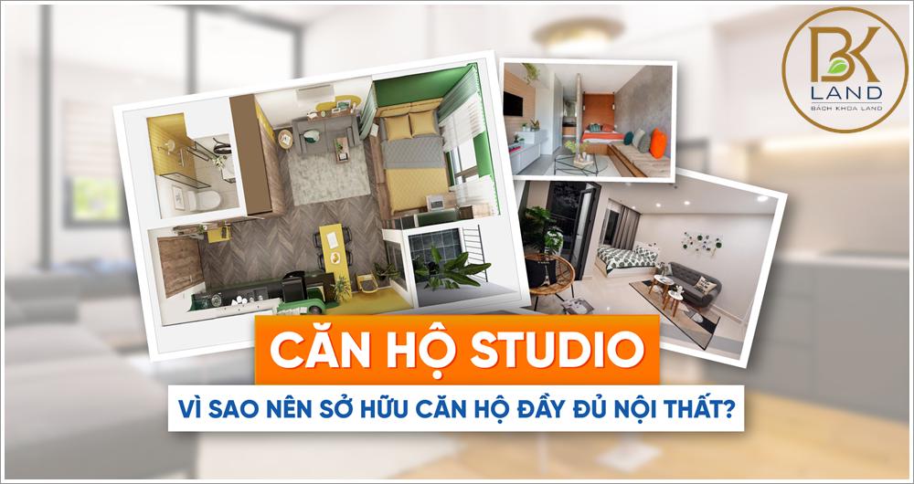 Tất tần tật về căn hộ Studio và Danh sách căn hộ Studio Quận 7 1