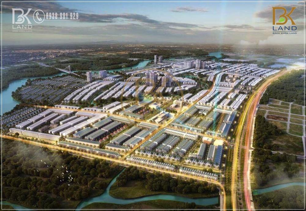 Dự án bất động sản Long An 25
