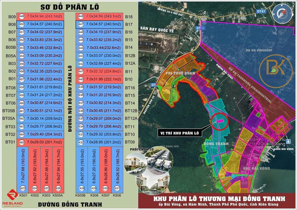 Dự Án Bất Động Sản Phú Quốc 6