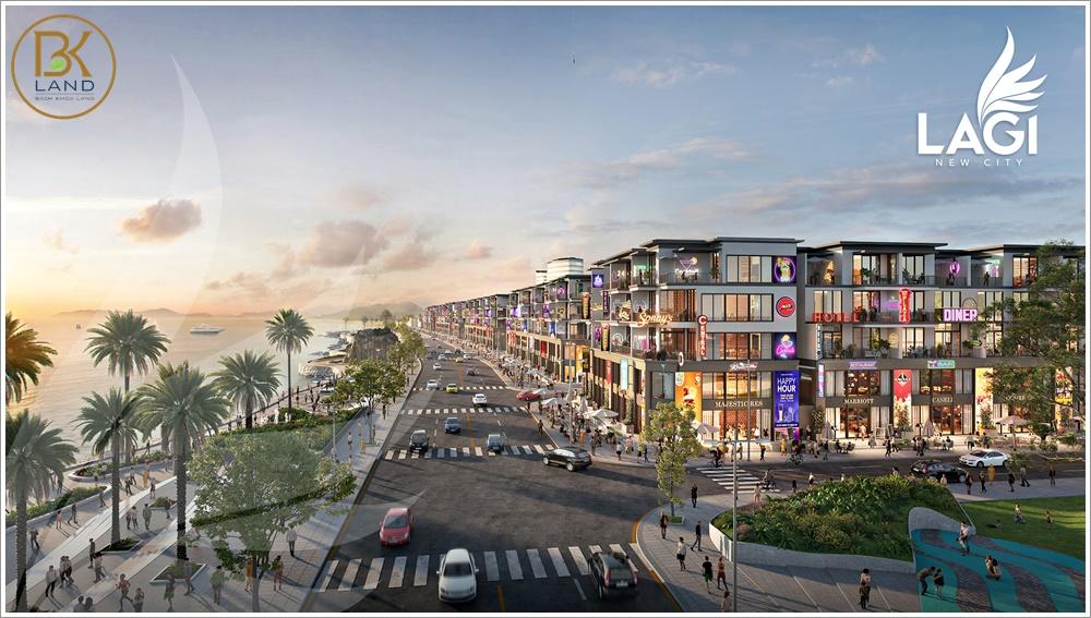 Chính sách ưu đãi dự án Lagi New City Tháng 09/2021 7