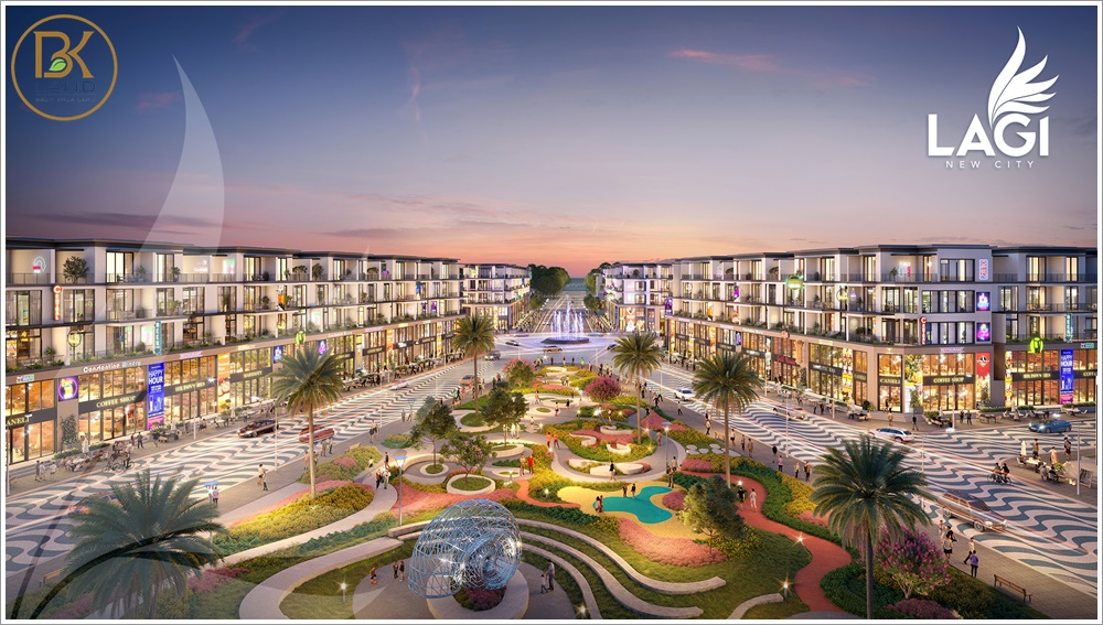 Chính sách ưu đãi dự án Lagi New City Tháng 09/2021 8
