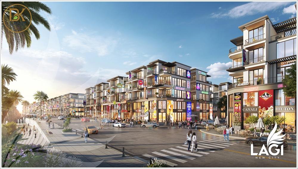 Cập nhật tiến độ và thiết kế xây dựng dự án Lagi New City 9