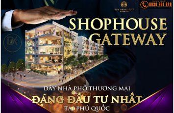 Shophouse Gateway 5 tầng dự án Sun Grand City New An Thới 9